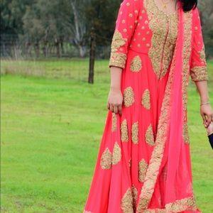 Other - Indian wedding/reception dress